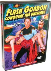 Flash Gordon Conquers The Universe (2-DVD)