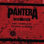 The Complete Studio Albums 1990-2000 (5-CD)
