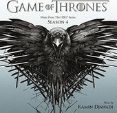 Game Of Thrones (Season 4) (2LPs - 180GV - Color