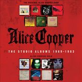 The Studio Albums 1969-1983 (15-CD)