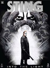 Wrestling - WWE: Sting - Into the Light (Blu-ray)