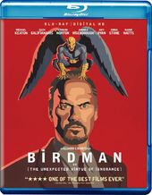 Birdman (Blu-ray, Includes Digital Copy)