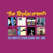 The Complete Studio Albums: 1981-1990