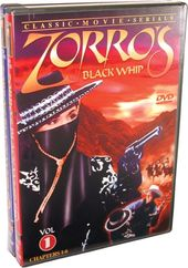 Zorro's Black Whip (2-DVD)