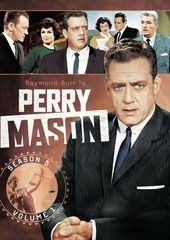 Perry Mason - Season 5 - Volume 1 (4-DVD)