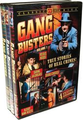 Gang Busters - Volumes 1-3 (3-DVD)