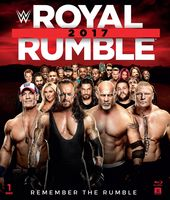 Wrestling - WWE: Royal Rumble 2017 (Blu-ray)