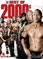 Wrestling - WWE: The Best of 2000s (4-DVD)