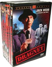 Dragnet - Volumes 1-6 (6-DVD)