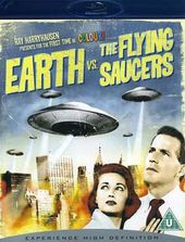 Earth Vs. the Flying Saucers (Blu-ray)