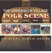 The Greenwich Village Folk Scene (5-CD)