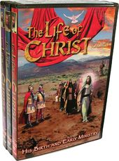 The Life of Christ - Complete Series (3-DVD)