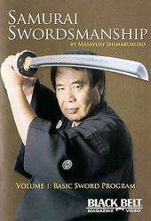 Samurai Swordsmanship, Volume 1: Basic Program