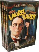 Laurel & Hardy - Early Silent Classics, Volumes