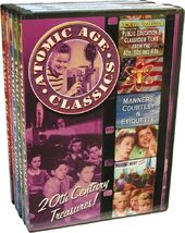 Atomic Age Classics Collection (5-DVD)