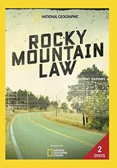 National Geographic - Rocky Mountain Law (2-Disc)