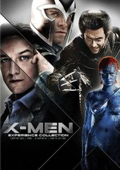 X-Men Quadrilogy (4-DVD)