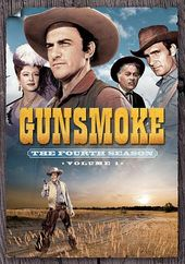 Gunsmoke - Season 4 - Volume 1 (3-DVD)