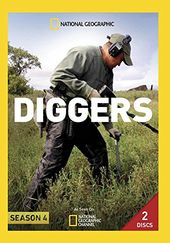 National Geographic - Diggers - Season 4 (2-Disc)