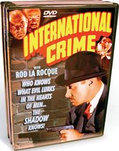 The Shadow Collection (International Crime /