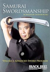 Samurai Swordsmanship, Volume 3: Advanced Program