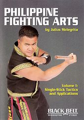 Philippine Fighting Arts By Julius Melegrito,