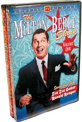 Milton Berle TV Show - Volumes 1 & 2 (2-DVD)