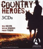 Country Heroes (3-CD)