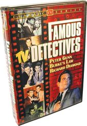 Famous TV Detectives Collection (Peter Gunn /