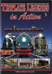 Trains (Toy) - Tinplate Legends in Action