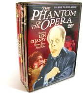 Lon Chaney Collection (Phantom of The Opera /