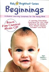 Baby Brightest Series - Beginnings (DVD + CD)