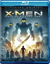 X-Men - Days of Future Past (Blu-ray + Blu-ray 3D