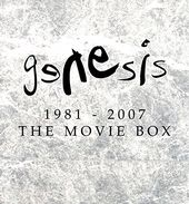 Genesis: The Movie Box 1981-2007 (5-DVD)