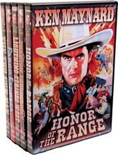 Ken Maynard Western Classics: Honor of The Range