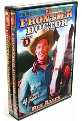 Frontier Doctor - Volumes 1 & 2 (2-DVD)