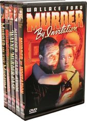 Vintage Hollywood Murder Mysteries: Murder By