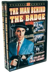 Man Behind The Badge - Volumes 1 & 2 (2-DVD)