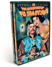 Adventures of Fu Manchu - Volumes 1 & 2 (2-DVD)