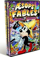 Cartoon Rarities: Aesop's Fables (2-DVD)