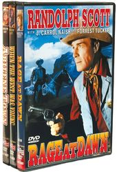 Randolph Scott Classics: Rage At Dawn (1955) /