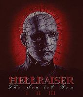 Hellraiser - The Scarlet Box (Blu-ray)
