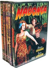 Big Screen Jungle Queens: (Nabonga (1944) / Queen
