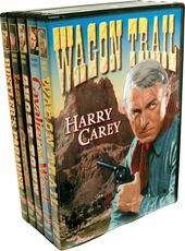 Harry Carey Collection: Wagon Trail (1935) /