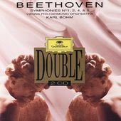 Beethoven: Symphonies Nos. 1, 2, 4 & 5