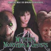 Halloween - Witches, Monsters & Ghosts: