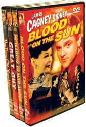 James Cagney Bundle Pack: Blood on Sun /
