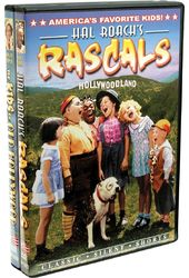 Kids of Hollywood: Hal Roach's Rascals / Kids of