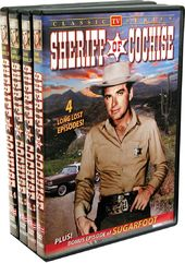Sheriff Of Cochise - Volumes 1-4 (4-DVD)