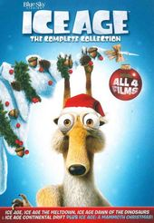 Ice Age - Complete Collection (5-DVD)